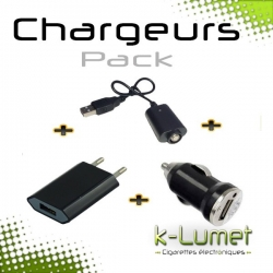 Chargeurs Pack