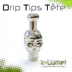 Drips Tips T2 Alu
