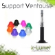 Support Ventouse