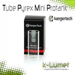 Tube Pyrex Mini Protank