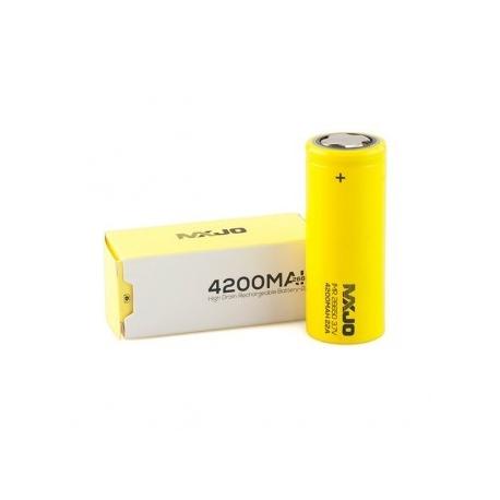 Accus MXJO 26650 - 4200 mAh